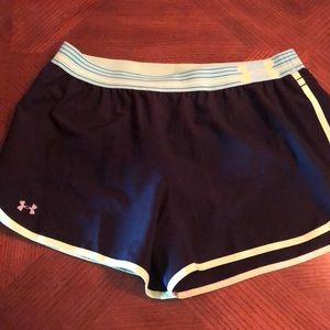Under Armour Running Shorts Size M Black